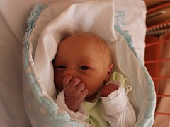 Alex Baťka se narodil v ústecké porodnici 17.8.2016 (8.15) Karolíně Hlavsové. Měřil 47 cm, vážil 3,12 kg.