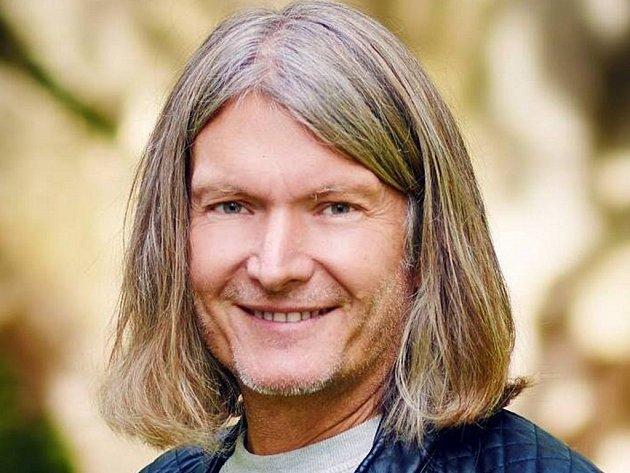Duchovní učitel, terapeut a spisovatel Miloš Matula.