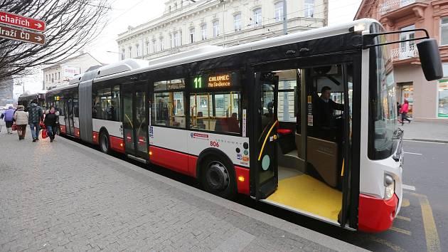 MHD v Ústí nad Labem