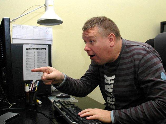Libor Zajíček byl hostem online rozhovoru Deníku.