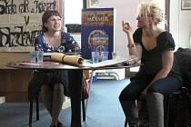 Renata Štulcová spolu s Renatou Fučíkovou přinesly dětem úžasnou knihu s názvem Mojmír.