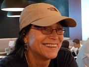 Ústecká horolezkyně Zuzana Hofmanová.