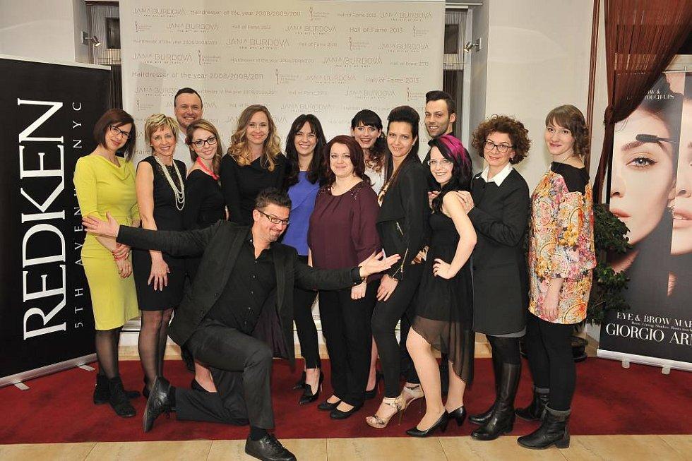 Realizační tým Proměn 2014.