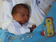 Lukáš Šak se narodilv ústecké porodnici 17. 3. 2017(7.30) Kateřině Šakové. Měřil 44 cm, vážil 2,10 kg.