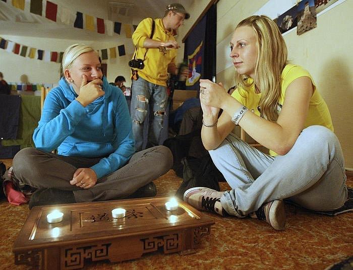 Už po dvanácté se uskutečnil Festival free Tibet XII. Po dvou letech se opět vrátil do místního kulturního domu v Mikulášovicích.