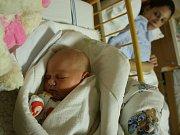 Anežka Žáčková se narodila Petře Havlíčkové z Prackovic nad Labem 29. října ve 21.00 hod. v ústecké porodnici. Měřila 49 cm a vážila 3,33 kg
