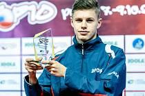 Tomáš Polanský je nejlepším juniorem v Evropě!