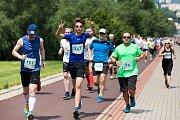 Závod RunTour opět rozběhne Ústí nad Labem.