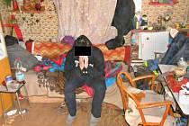 Muž zabral v ústecké zahrádkářské kolonii cizí chatu
