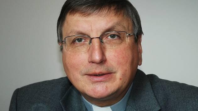 Arciděkan Miroslav Šimáček.