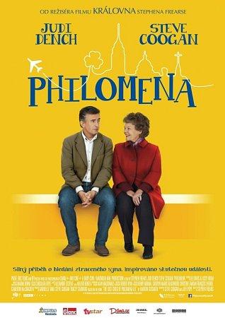 Sedmdesátiletá irská dáma Philomena (Judi Dench) pátrá po svém ztraceném synovi.