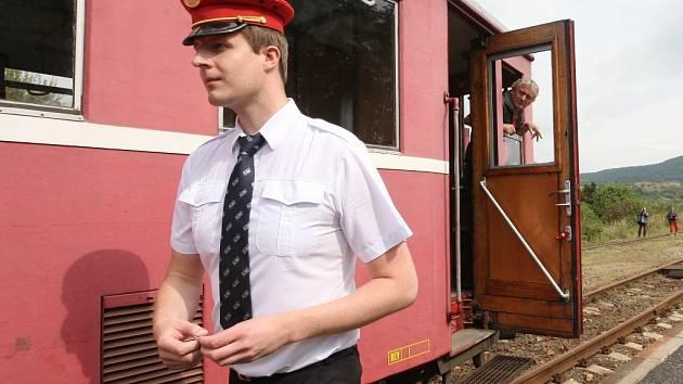 Zubrnická museální železnice zahajuje pravidelný víkendový provoz.