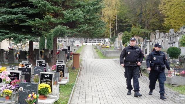 Strážníci se zaměřují především na sběrače kovů.