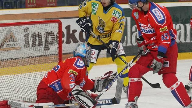Hokejisté Ústí doma rozstříleli Porubu a vrátili se na druhou příčku prvoligové tabulky.