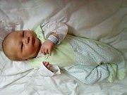 Matias Jabrocký se narodil v ústecké porodnici 17. 3. 2017 (5.34) Lence Jabrocké. Měřil 54 cm, vážil 4,01 kg.