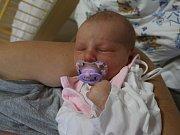 Kristýna Stoklasová se narodila Evě Struhárové z Ústí nad Labem 7. října v 18.59 hod. v ústecké porodnici. Měřila 49 cm a vážila 3,3 kg.