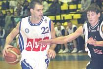 Tim Henri patřil k oporám ústeckých basketbalistů v Mattoni NBL.