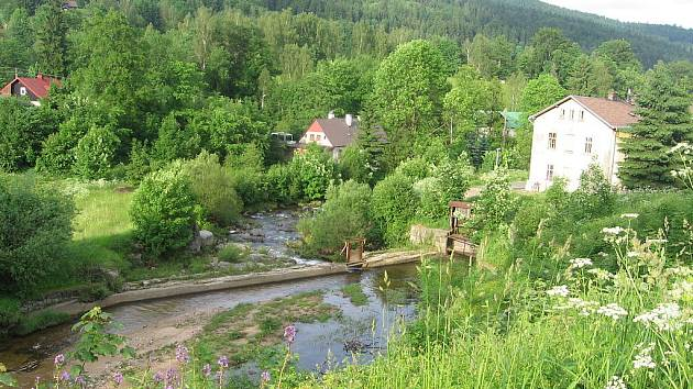 Josefův důl a nádherné přírodní scenérie.