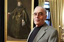 Akademický malíř Jiří Brodský