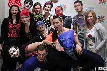 Ve středu se v klubu Cajk konal první meeting pro zahraniční studenty i tzv. Buddy Day pro členy ESN.