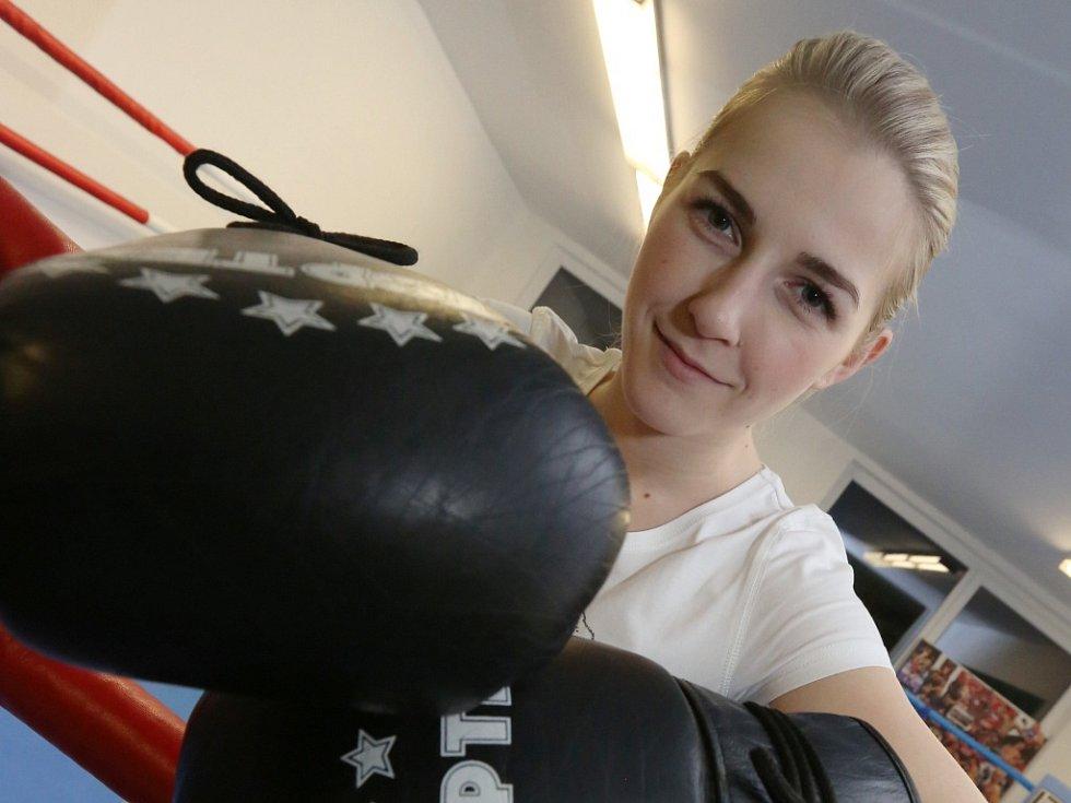 Boxerky Fabianu Bytyqi a Lucii Sedláčkovou čekají v Plzni životní bitvy.