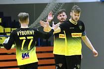Futsalisté Rapidu Ústí nad Labem ilustrační