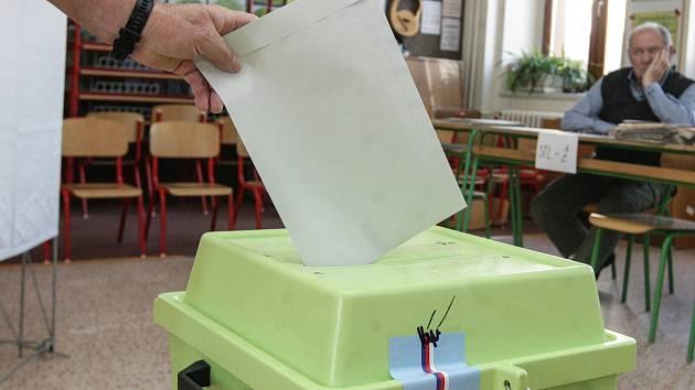 Ilustrační foto. Volby