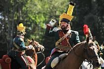 Střety a šarvátky Napoleonských válek.