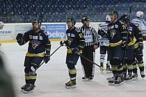 Hokejisté Slovanu Ústí nad Labem ilustrační foto