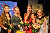 Čtyři dívky z ústeckého kola se dostaly do finále republikové soutěže Dívka Talent 2018 v sobotu 29. září do Plzně.