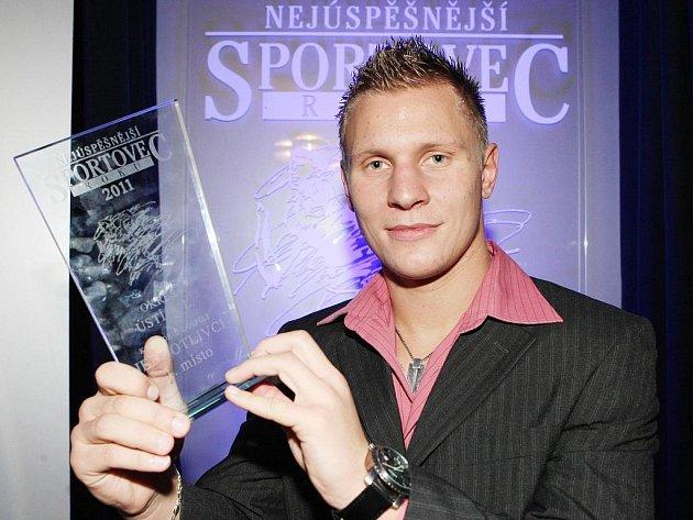 1. místo: Zdeněk Chládek – box, SKP Sever.
