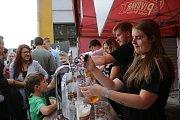 Den otevřených dveří Pivovaru Velké Březno.