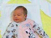 Malvína Badiová se narodila Sabině Maděrové z Ústí nad Labem 1. prosince ve 20.41 hod. Měřila 49 cm, vážila 3,6 kg