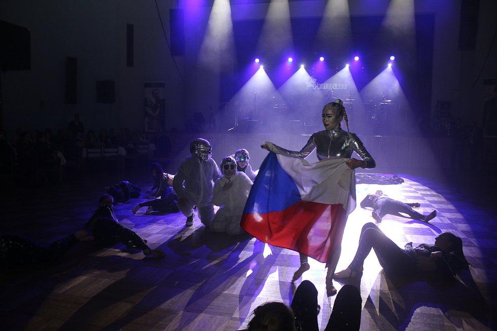 Reprezentační ples UJEP.