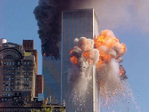 Obrázky, které obletěly svět. Letos uplyne deset let od útoků na World trade center.