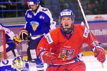 Národní barvy bude Jan Ordoš hájit na mistrovství světa do 18 let.