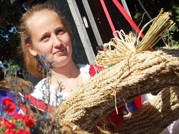 Dožínky Ústeckého kraje proběhnou v sobotu 13. září v Peruci na Lounsku.