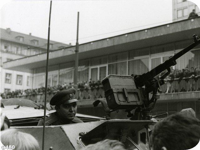Srpen 1968 na Ústecku