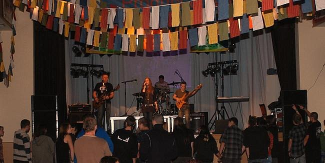 Festival free Tibet v roce 2009.