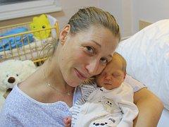 Kateřina Marková se narodila Kateřině Pozděnové z Ústí nad Labem 4. prosince v 8.17 hod. v ústecké porodnici. Měřila 49 cm a vážila 3,24 kg