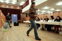 Průběh voleb v Ústí nad Labem