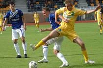 Ústečtí fotbalisté prohráli v Sokolově 0:3