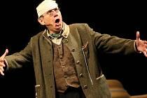 Josef Alois Náhlovský je nemocný, představení divadlo odložilo.