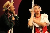 Slavnostní premiéru Prodané nevěsty uvede Severočeské divadlo v pátek 3. října.