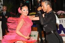 Jubilejní 25. ročník taneční Grand Prix bude jedním z vrcholů prodlouženého víkendu.