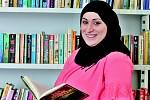 Učitelka v ústeckých Předlicích a studentka UJEP Nur Ashraf Bekai