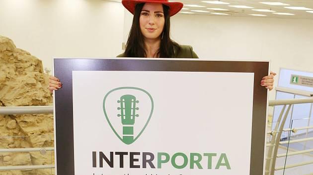 Interporta nové logo