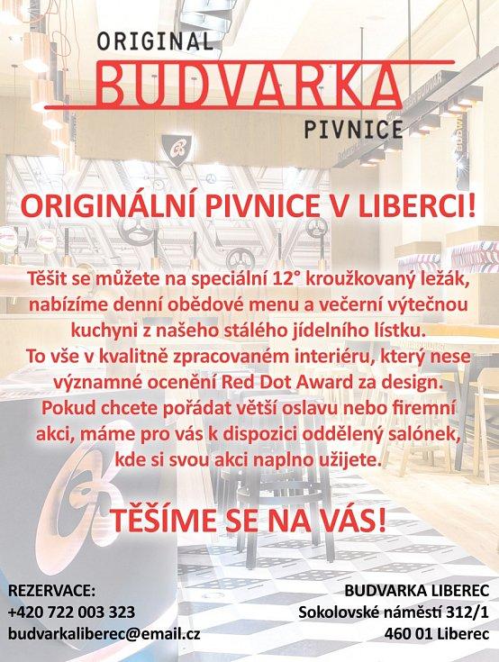 Budvarka Liberec