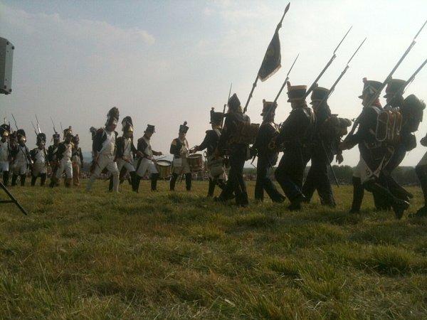 Bitva uChlumce, 31.srpna 2013.