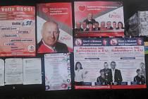 Volební kampaň v Ústeckém kraji zahájila většina stran a hnutí.